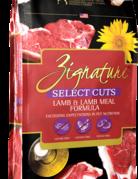 Zignature Canine Whole Grain Select Cuts - Lamb