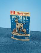 Primal Pet Foods Canine Grain-Free Turkey Liver Munchies