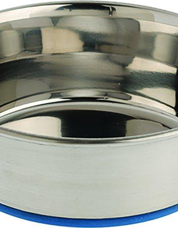 Stainless Steel No-Slip Food/Water Bowl