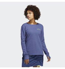Adidas Shirt Ladies Adi GRPHIC SWTSH