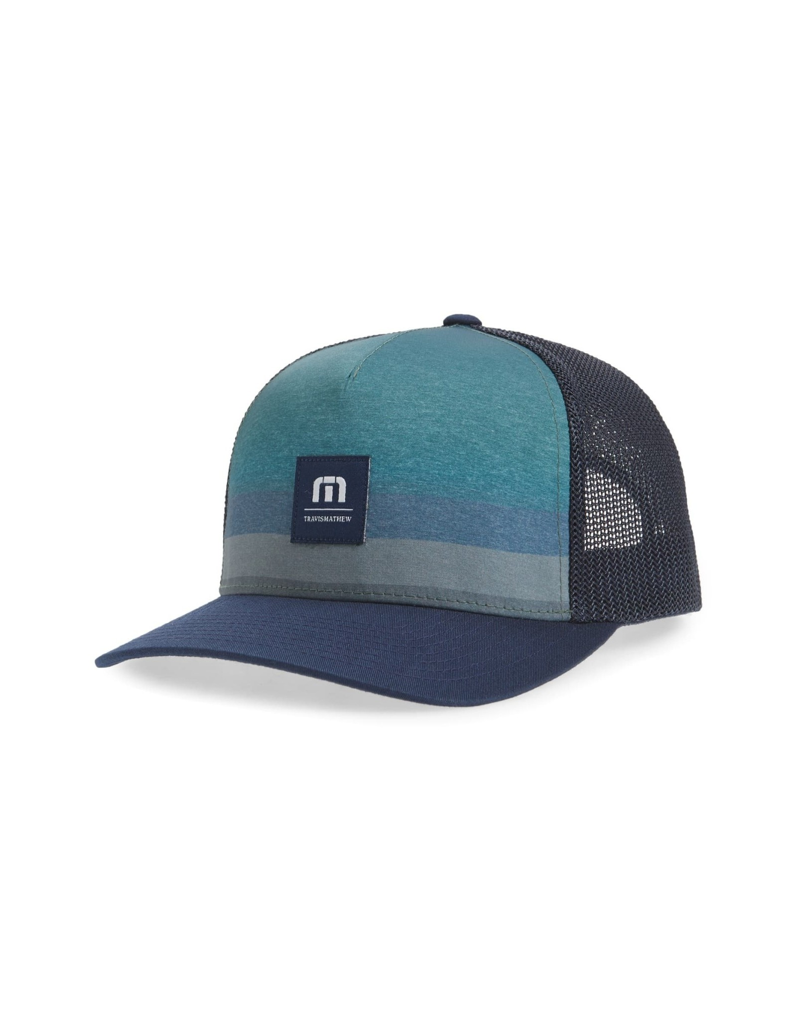 Travis Mathew Hat Blue Lagoon