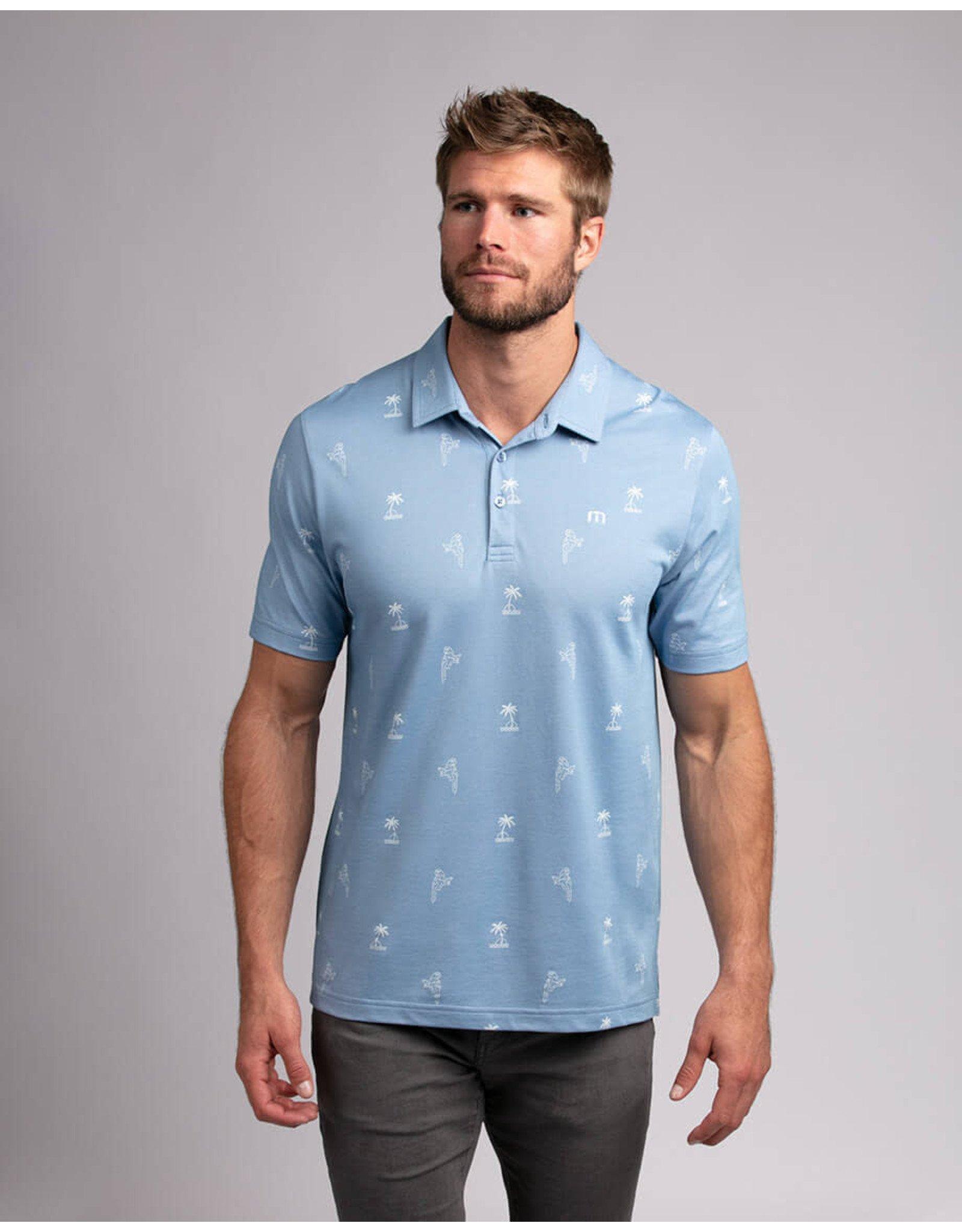 Travis Mathew Shirt Loose Screws
