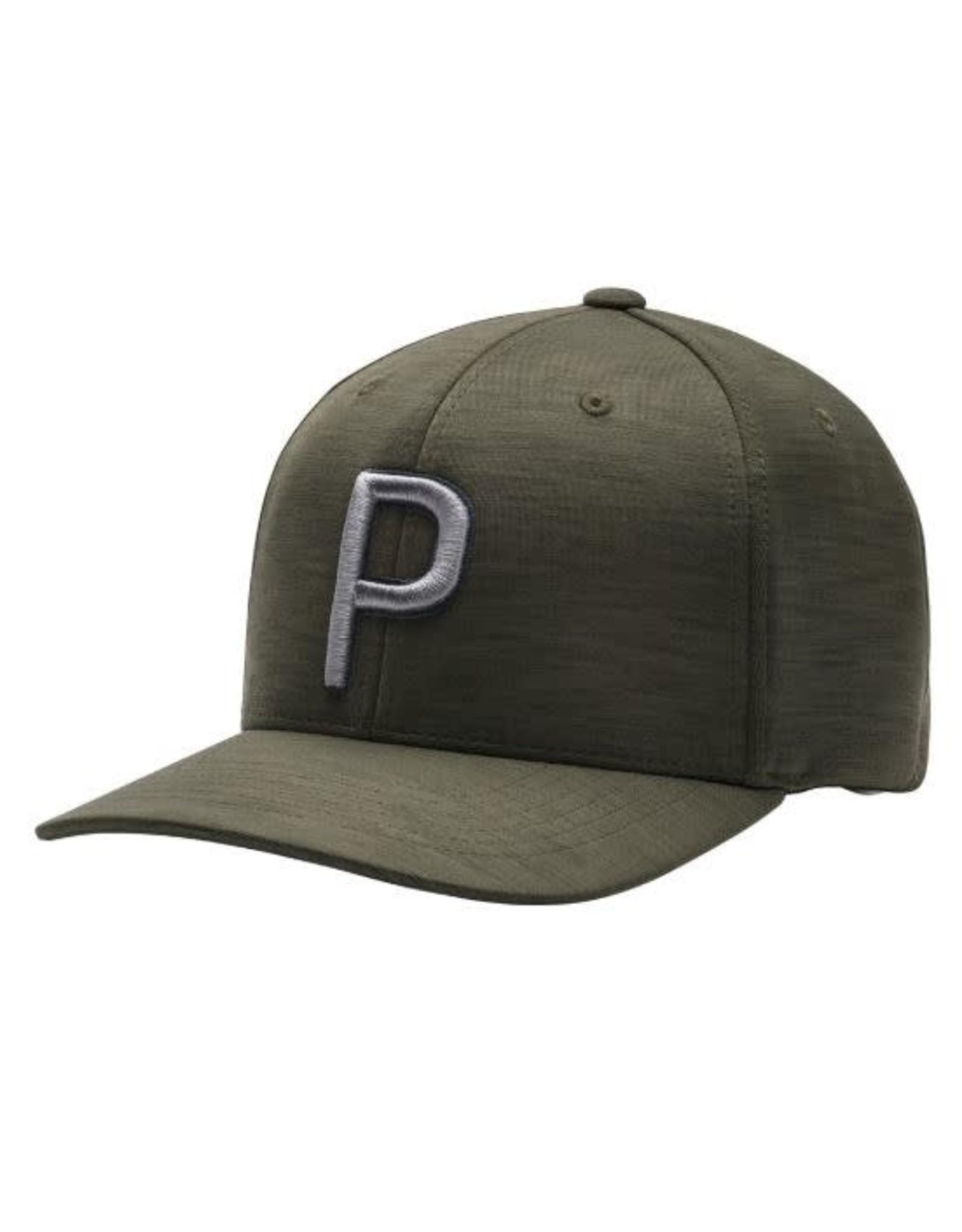 Puma P Snapback Hat