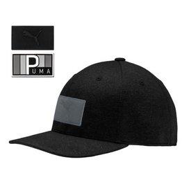 Puma Patch Snapback Hat