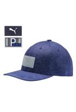 Puma Patch Snapback Hat
