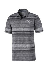 Puma Variegated Stripe Polo