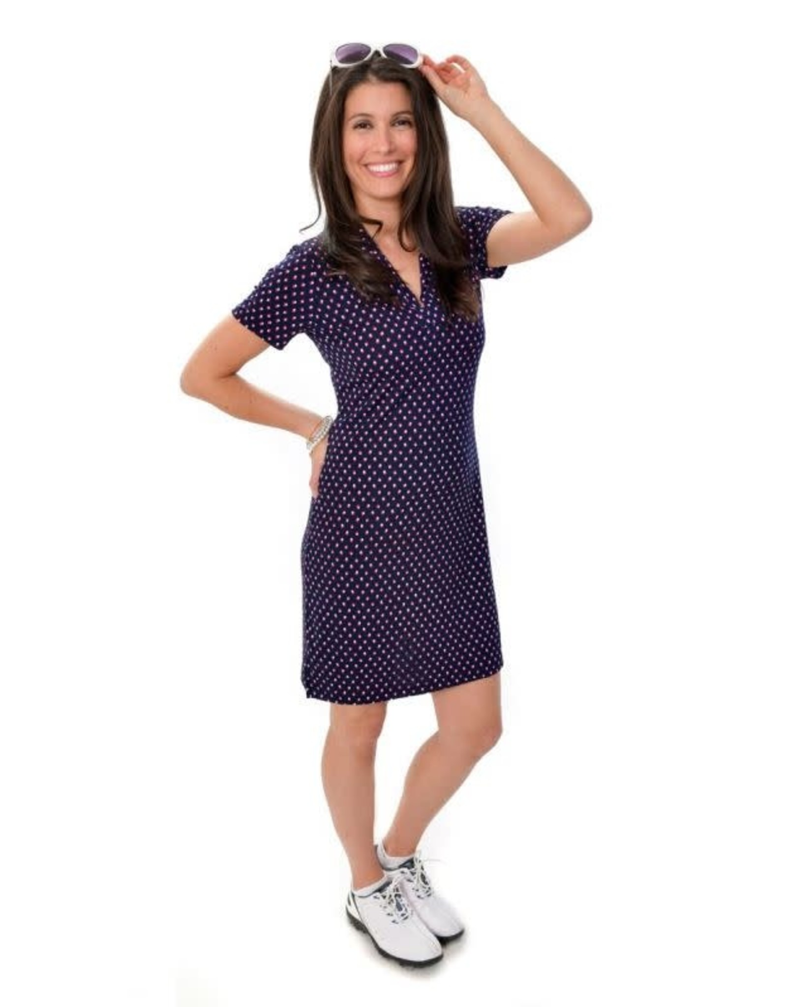 Dexim Collared Dress w/ Shorts