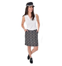 Dexim Patterned Skort