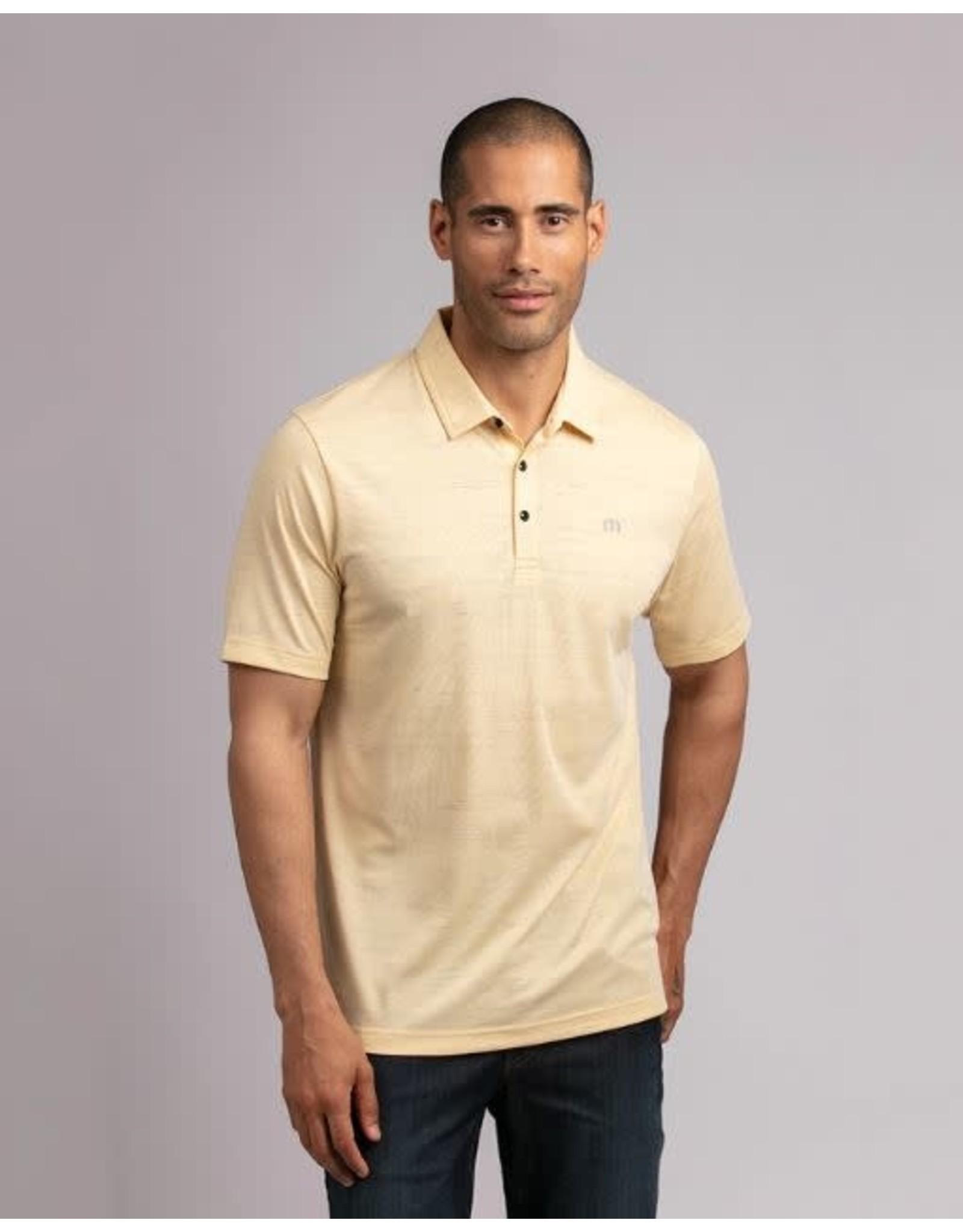 Travis Mathew Shirt Candlelit