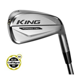 Cobra King Forged Tec Irons Set