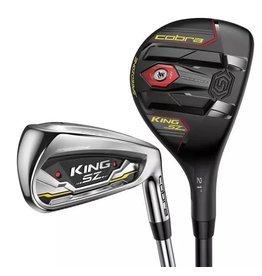 Cobra King SZ Speedzone Irons Set