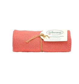 Solwang Solwang dish towels dark brick