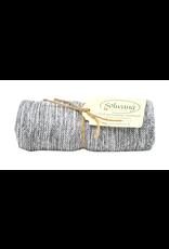 Solwang Solwang dish towels white / grey mix
