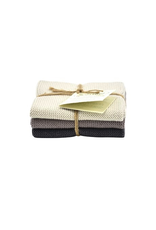 Solwang Solwang dish cloths warm grey combo