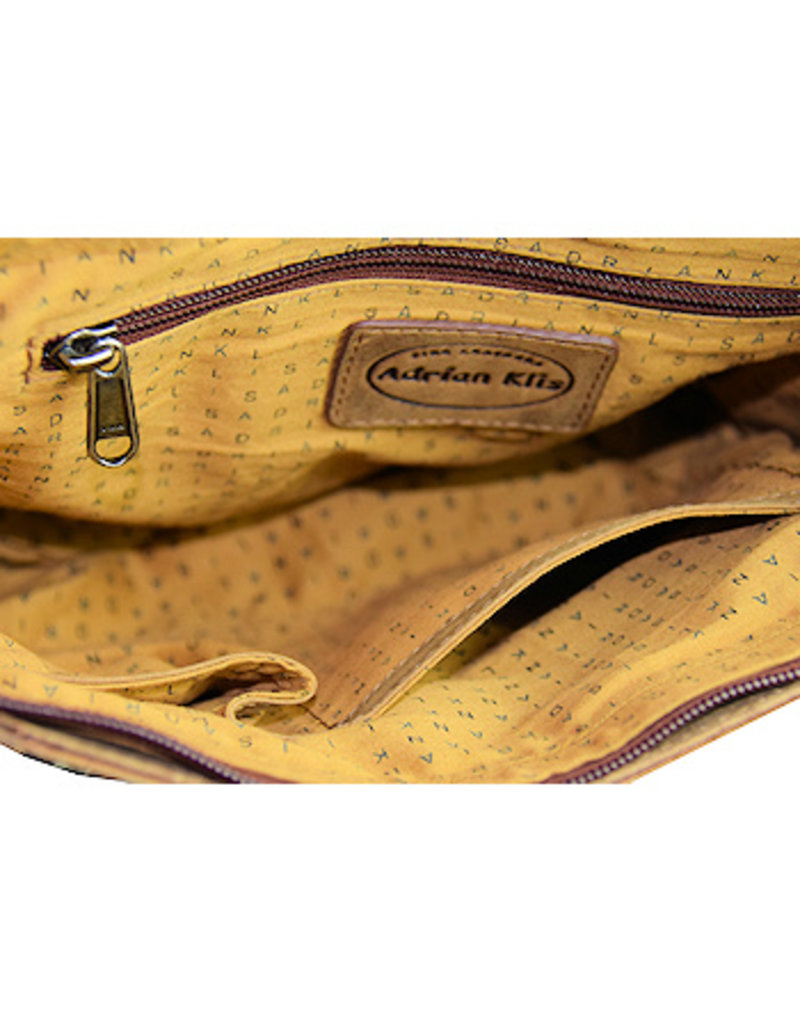 Adrian Klis Messenger Bag M