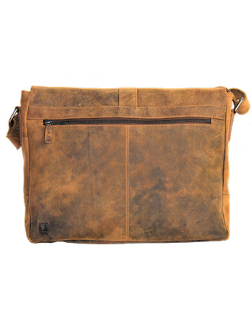 Adrian Klis Messenger Bag