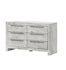 Malibu 6 Drawer Dresser