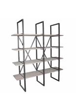 Kenya Cain Rack - Watered Grey/ Steel