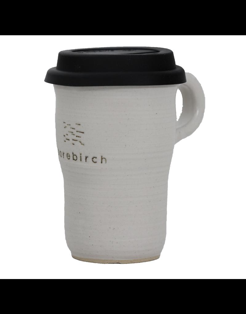 barebirch Travellers Mug with Lid
