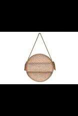 Basket wall shelf L