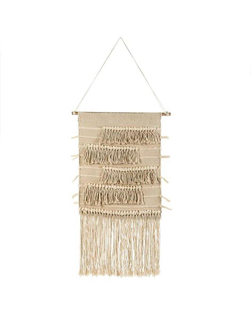 Malda woven wall hanging