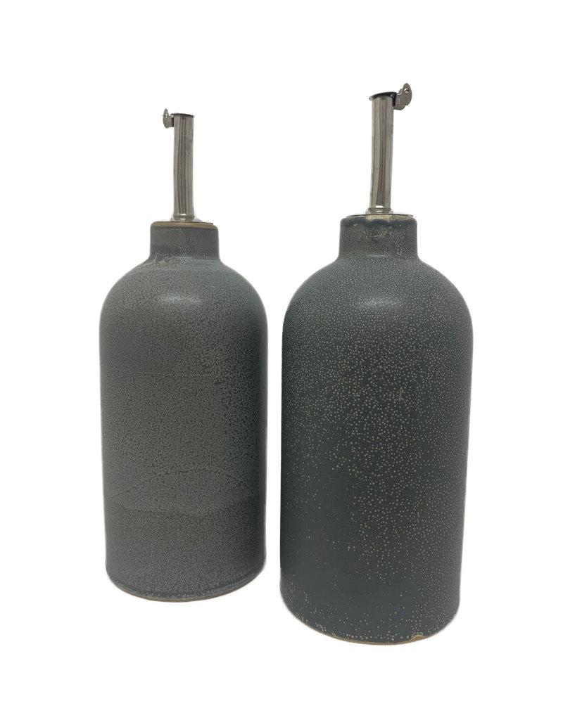 Stoneware Oil/Vinegar (individual)