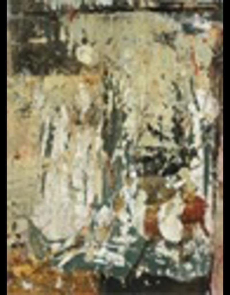 Aged Wall X 20x27