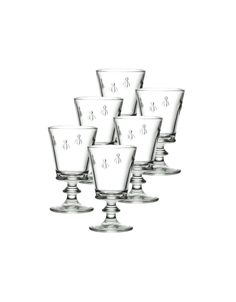 La Rochere La Rochere Napoleon Bee  Red Wine Glass 12oz - Set of 6