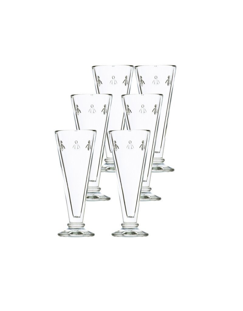 La Rochere La Rochere Napoleon Bee  Champagne Flute 5oz - Set of 6
