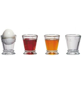La Rochere La Rochere Napoleon Mini Bee Glass / Egg Cup - Set of 6