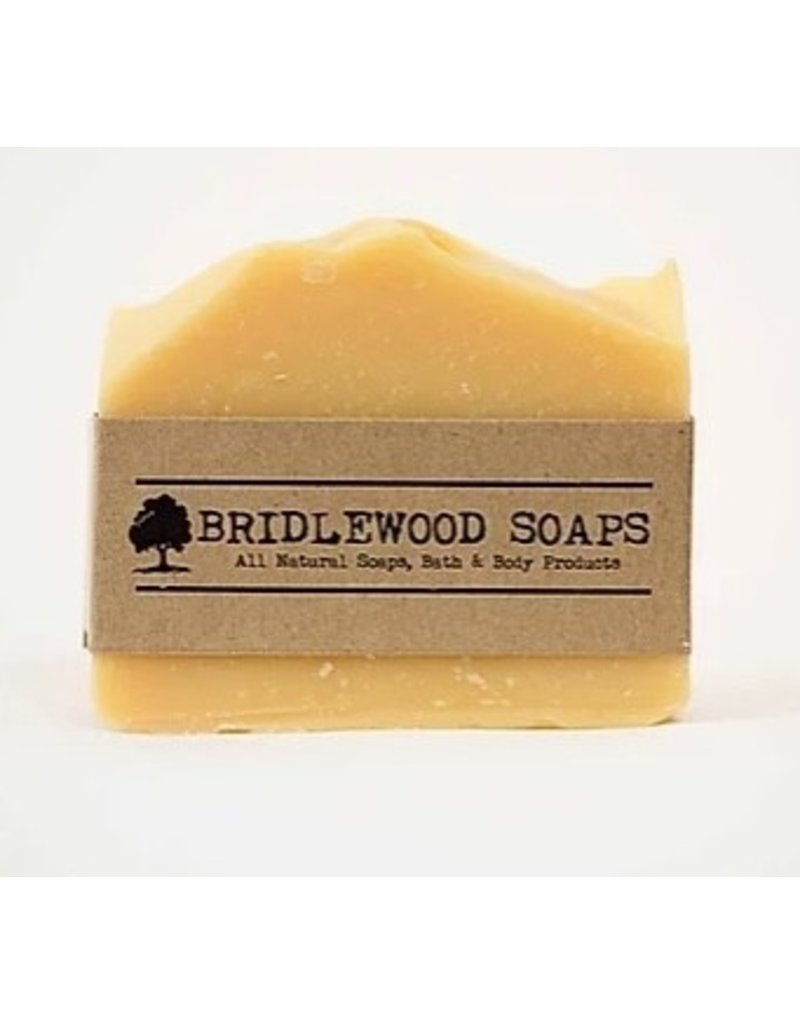 Lemongrass & Carrot Soap