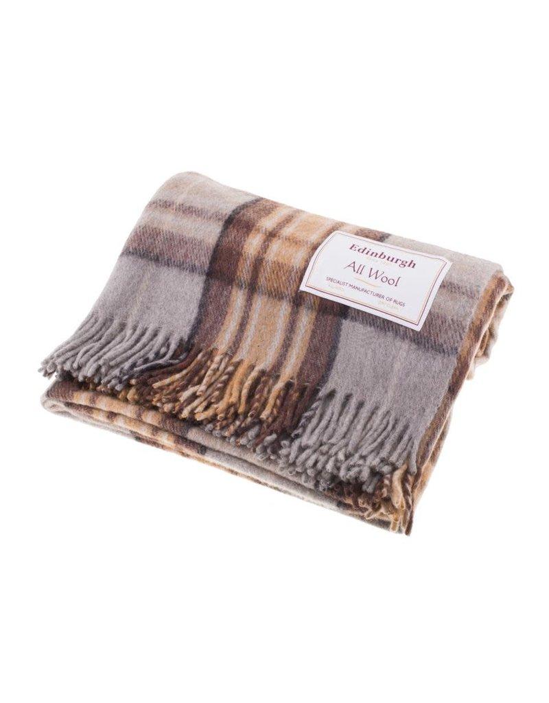 Edinburgh Wool Throw Blanket  - MacKellar