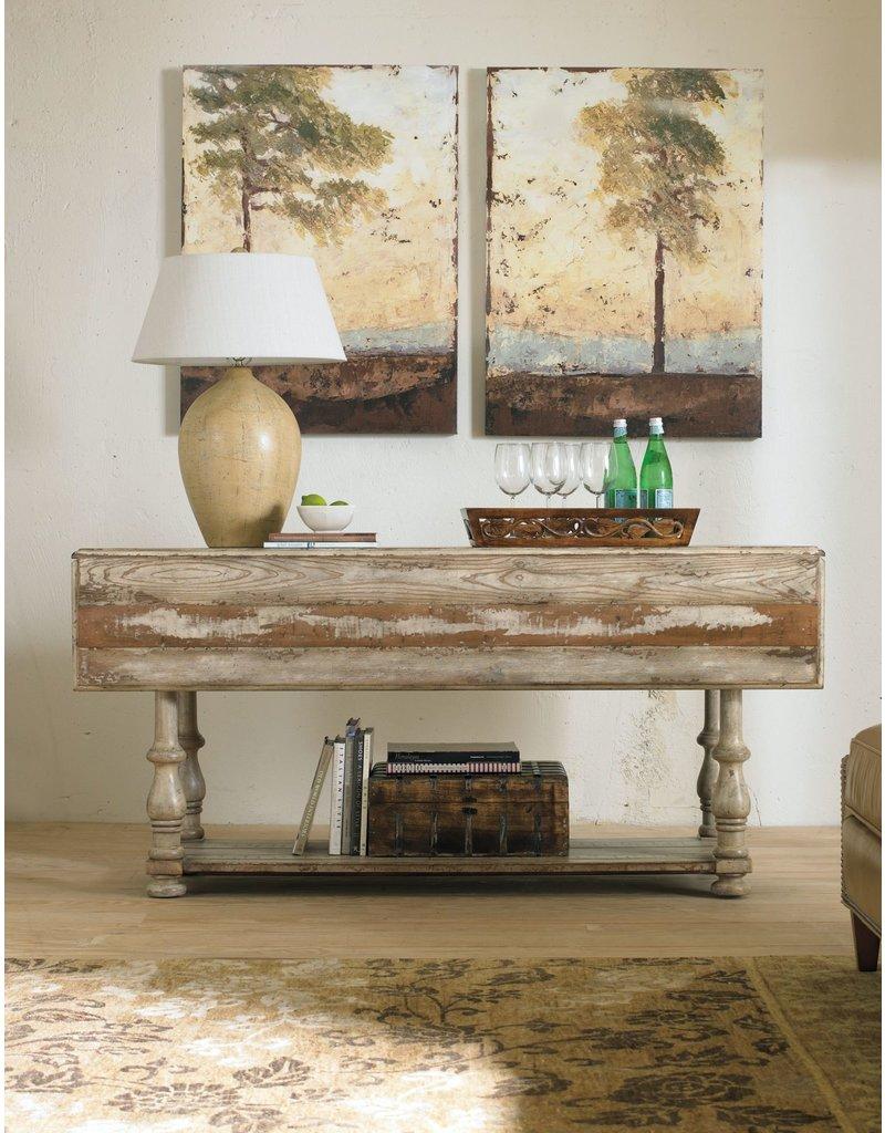 Hooker Furniture Wakefield Drop Leaf Table