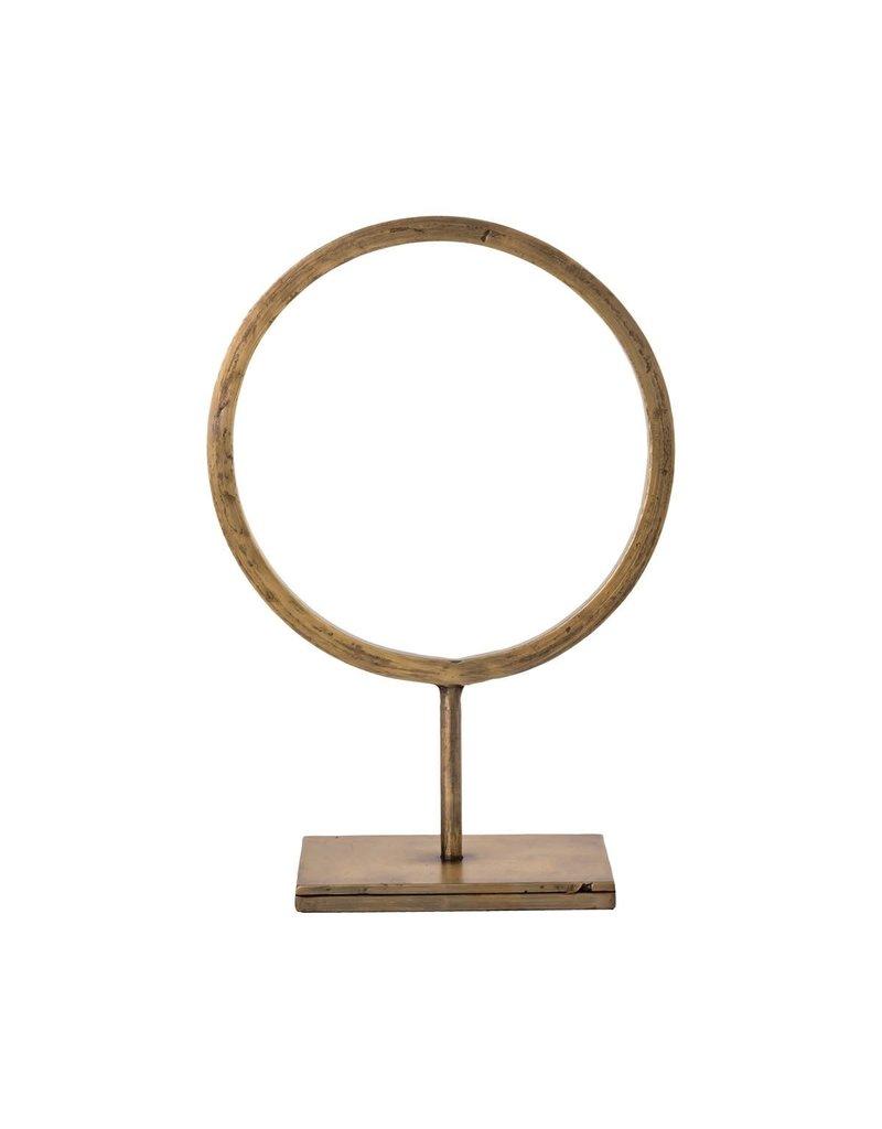 Round Table Sculpture Medium