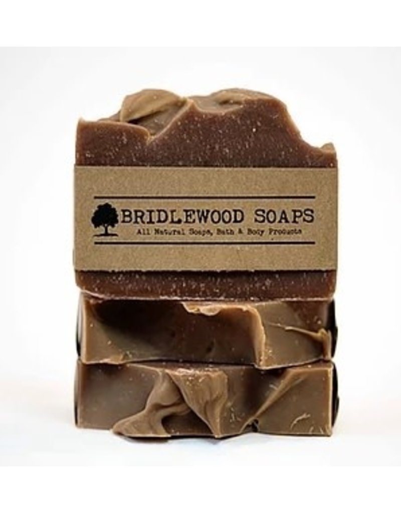 Peppermint Chocolate Soap