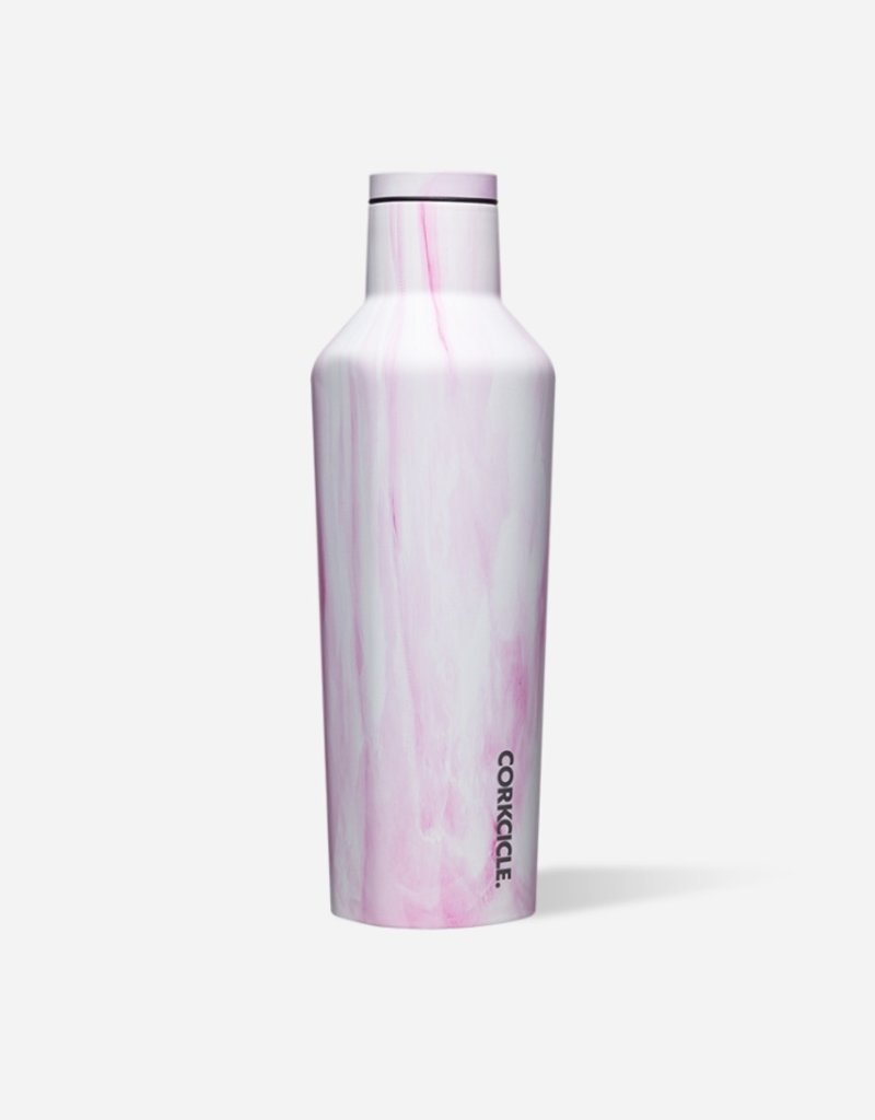 Corkcicle Origins Corkcicle Canteen Pink Marble 16oz