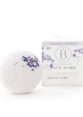 Bathorium Snooze Bomb Bath Bomb