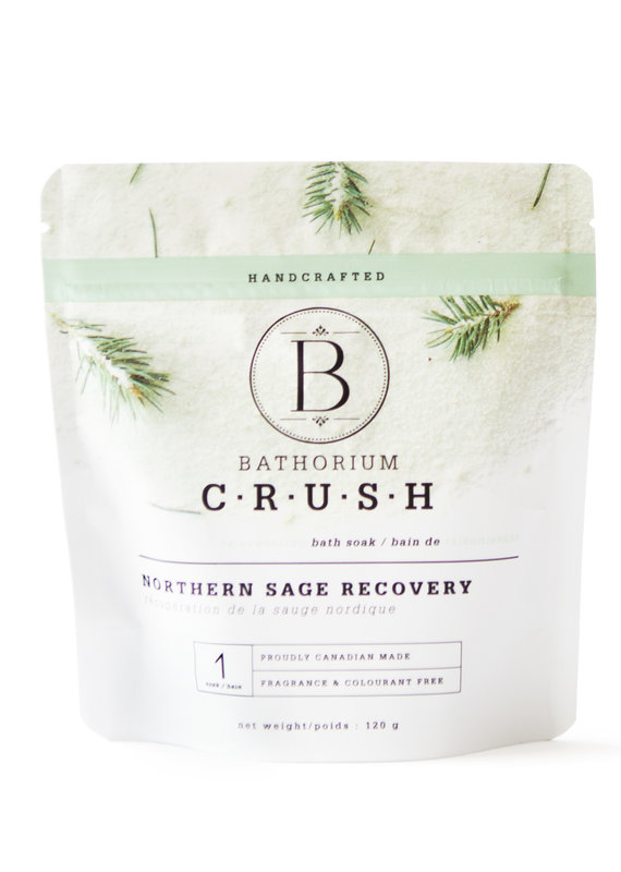 Bathorium Northern Sage Recovery CRUSH 120g