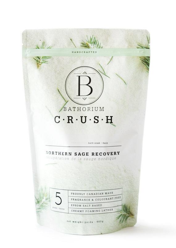 Bathorium Northern Sage Recovery CRUSH 600g