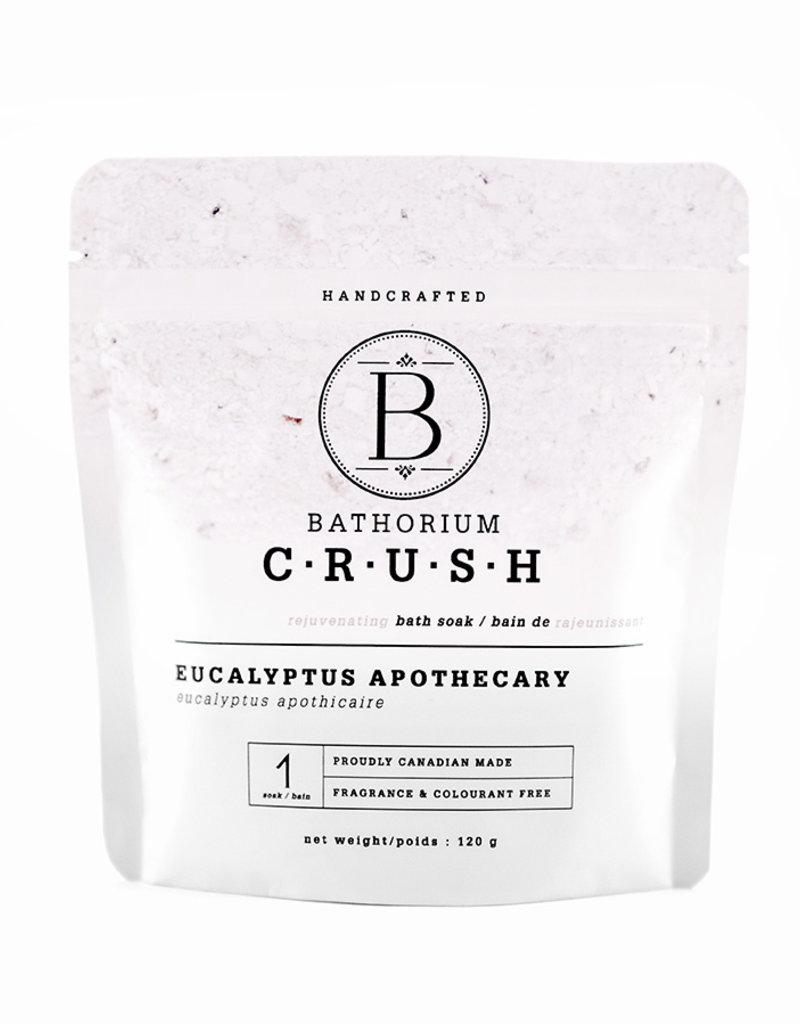 Bathorium Eucalyptus Apothecary CRUSH 120g