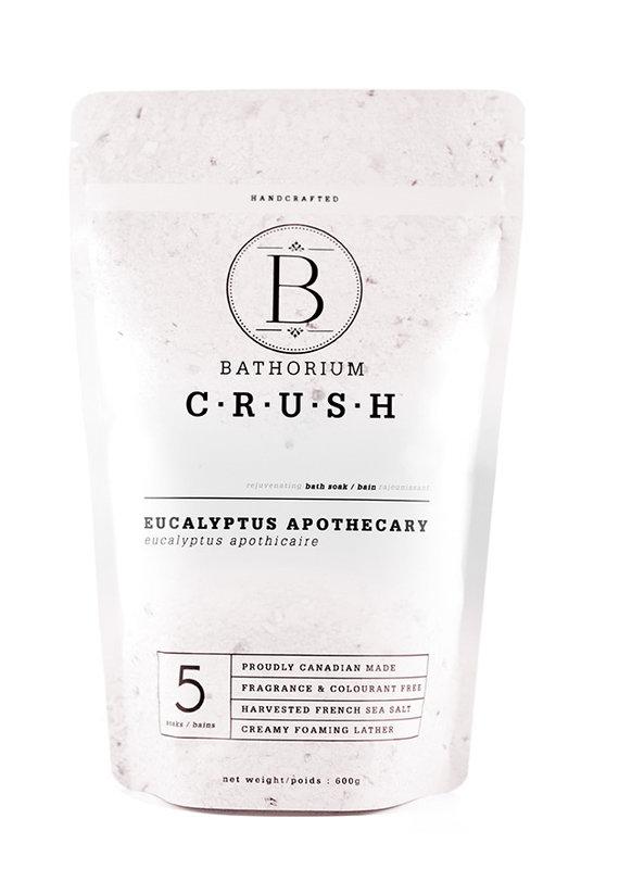 Bathorium Eucalyptus Apothecary CRUSH 600g