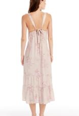 Saltwater Luxe Dress w/Slip Petal