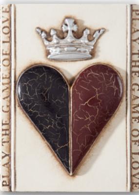 Sid Dickens T66 Heart & Crown
