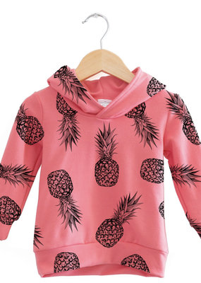 Posh & Cozy Pineapple Hoodie