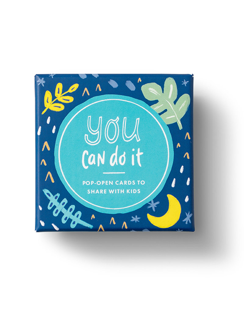 Compendium ThoughtFulls Kids- You Can Do It