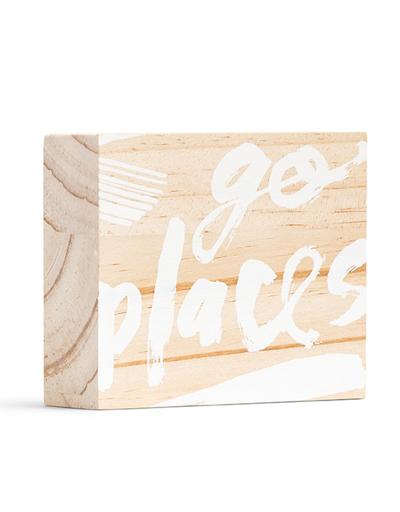 Compendium Go Places Sign (Mini)
