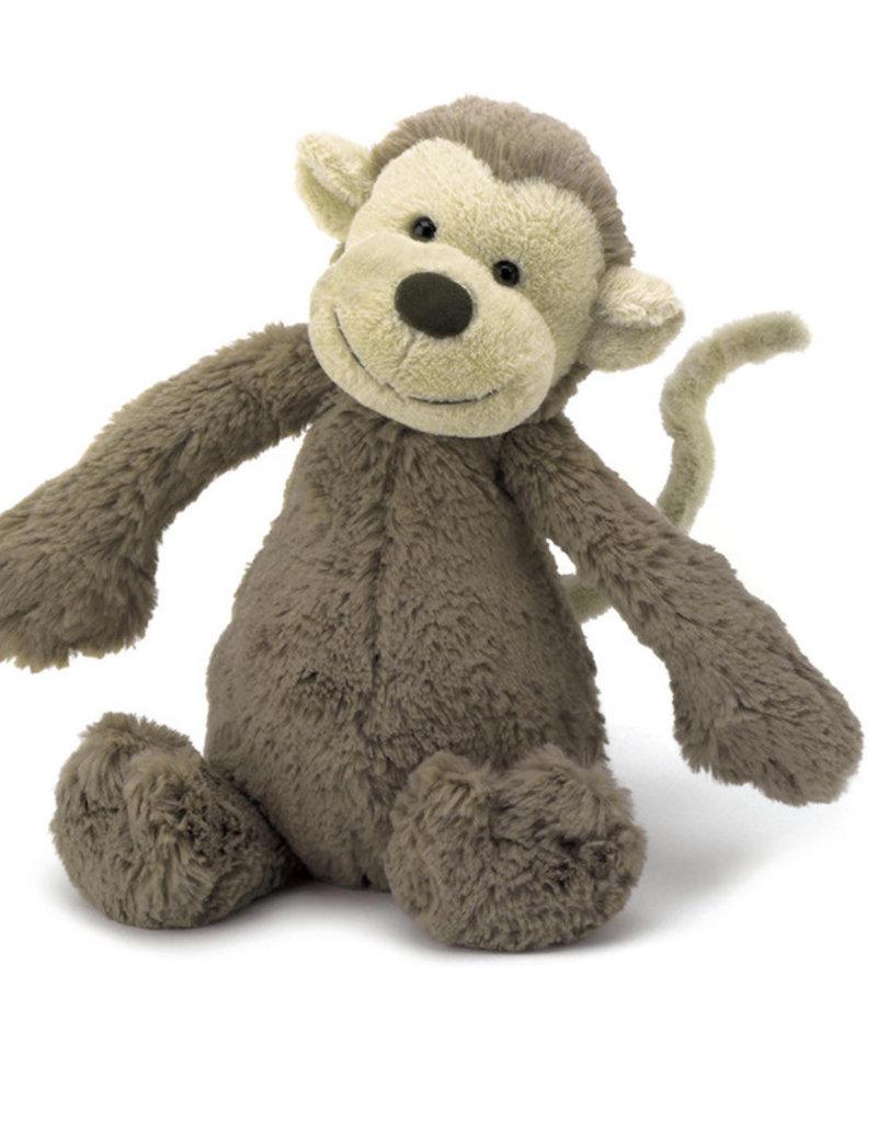"""Jellycat Inc. Bashful Monkey Small 7"""""""
