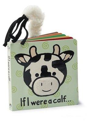 Jellycat Inc. If I Were a Calf Book