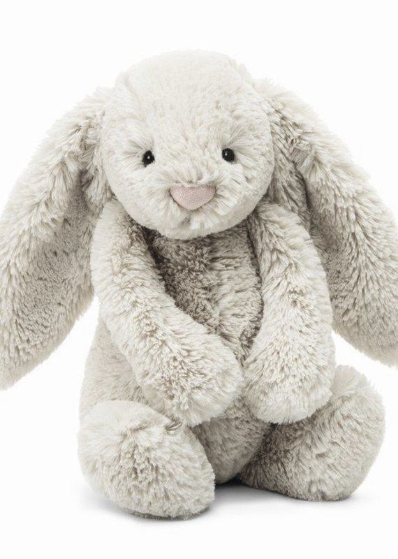 Jellycat Inc. Bashful Bunny in Oatmeal