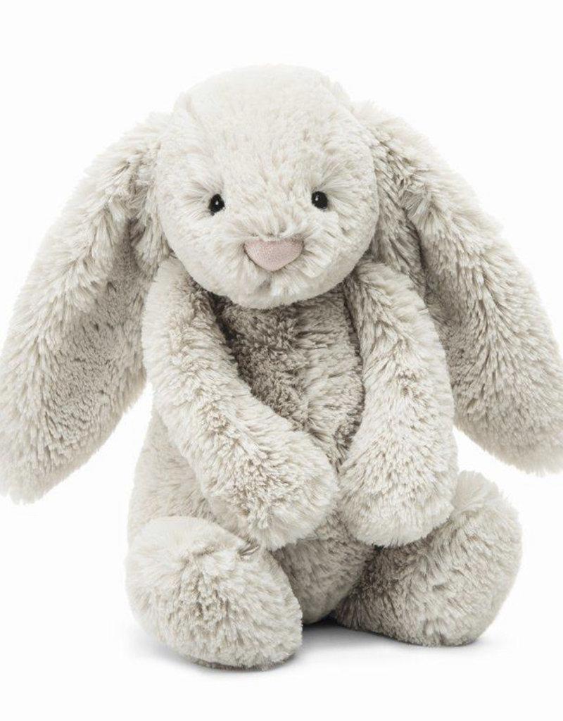 Jellycat Inc. Bashful Bunny in Oatmeal